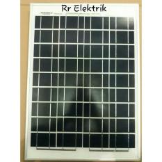 Harga Promo Solar Panel / Solar Cell / Panel Surya S Series 20Wp Poly - Ea66d7