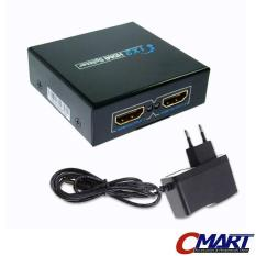 HDMI Splitter 2 port spliter  - GRC-HDMI-102F