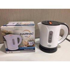 Promo Heles Harnic Pemanas Air Listrik Teko Listrik Electric Water Kettle 1 0L Sni Sertified Hl 6316 Akhir Tahun