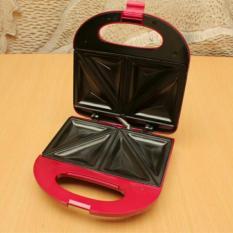 Beli Heles Harnic Pembuat Sandwich Sandwich Maker Penjepit Roti Toaster Teflon Material Hsm 020 Seken