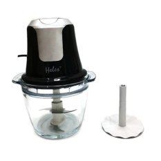 Spesifikasi Heles Hl 721G 2In1 Glass Chopper Hitam Bagus