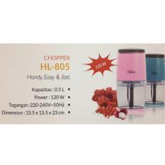 Heles Mini Chopper HL-805 - Blender Daging & Bumbu