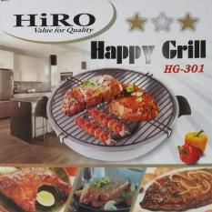 Hiro HG-301 Happy Grill Panggangan
