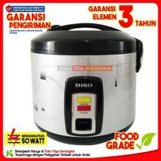 Hiro Rice Cooker Magic Com Penanak Nasi 1,8 Liter terbaru