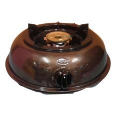 Harga Hock Kgb10Md Kompor Gas 1 Tungku Si Api Biru Brown Coklat Satu Set