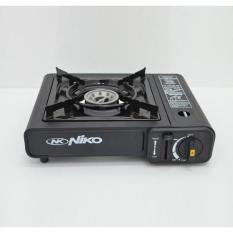 HOT SALE - ORIGINAL - Niko Kompor Gas Portable 2In1- Gas Kaleng Dan Gas Elpiji