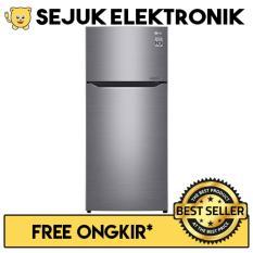 Beli Barang I Lg Gn C222Slcn Lemari Es Kulkas 2 Pintu Door Cooling ™ 225 Liter Platinum Silver Jadetabek Only Online