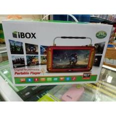 Ibox Portable Player 10Inch N1000 - A39eda