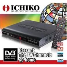 Ichiko Dvb 8000Hd Set Top Box T2 Tv Digital Receiver Bisa Kabel Hdmi - 699Cc9