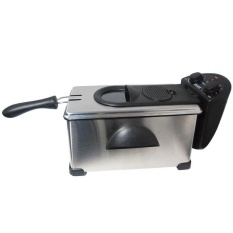Idealife Il-200df Deep Fryer 4 Litres Oil - Penggorengan Listrik 4 Liter By Yunus Shop.