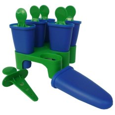 IKEA Chosigt Ice Lolly Maker Cetakan Es Krim - Biru