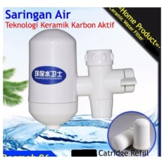 Indobest Filter Penyaring Air Keran / Water Filter Ceramic Carbon