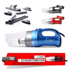 JACO Ez Hoover Vacuum Cleaner Turbo + FREE JACO Car Vacuum Cleaner