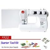 Review Tentang Janome 2222 Mesin Jahit Portable Free Sjs Starter Kit