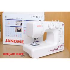 Janome - Mesin Jahit Portable Janome NS311A
