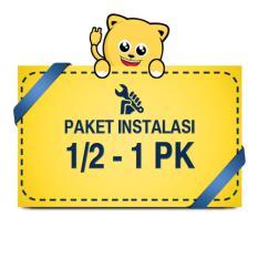 Jasa Installasi AC 0,5 - 1 PK + Material 3 Meter Khusus Jakarta