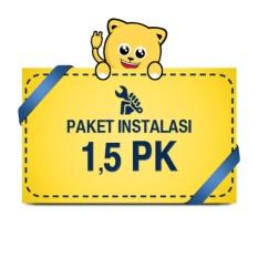 Jasa Installasi AC 1,5 PK + Material 5 Meter Khusus Jakarta