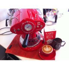 Jual Coffee Maker Espresso Retro Red  210 Harga Distributor