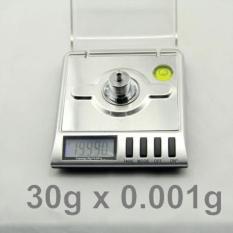 Jual Murah Sale - 0,001g Mini Timbangan kecil akurasi (0.001 - 30) g