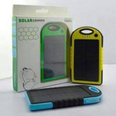 Jual Powerbank with Solar Charger