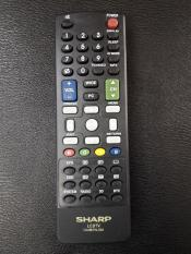 JUAL REMOT REMOTE TV SHARP LCD LED PLASMA SMART 3D ORI ORIGINAL ASLI