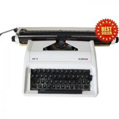 JUAL TYPEWRITER MESIN TIK KETIK ANALOG MANUAL OLYMPIA SM18 18 INCH
