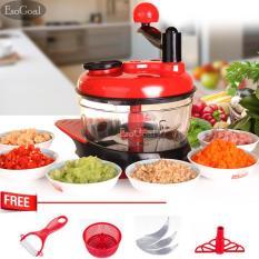 Harga Jvgood Food Preparation (Red) Satu Set