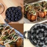 Tips Beli Kado Unik Cetakan 15 Lubang Cekung Snack Maker 15 Lubang Cekung Takoyaki