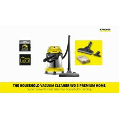 Karcher WD 3 Premium - VACUUM CLEANERS - WET AND DRY