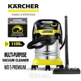 Harga Karcher Wd 5 Premium Vacuum Cleaners Wet And Dry Paling Murah