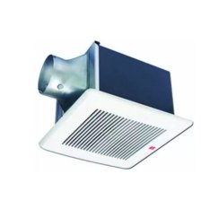 KDK 24 CDQN Ceiling Exhaust Ventilating Fan 9.5 Inch / 24 cm - Putih
