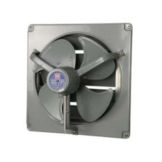 KDK 40 AAS Industrial Wall Exhaust Ventilating Fan / Kipas Exhaust Dinding 16 Inch / 40 cm - Abu-abu