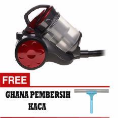 Jual Kenmaster Vacuum Cleaner Dry Cyclone Power Km 1501 Hitam Merah Dki Jakarta Murah
