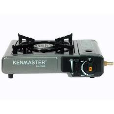 Kenmaster KM180B Kompor Gas Portable Mini Camp
