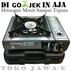Kenmaster Kompor Portable - Gas Kaleng Dan Elpiji - 5Bdeec