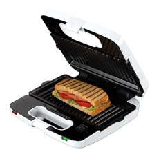 Kenwood Mesin Pembuat Roti Sandwich Maker Serbaguna (2 Slice, 3 Plate) - SM 650