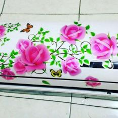 Kipas ac 1.5 pk motif bunga