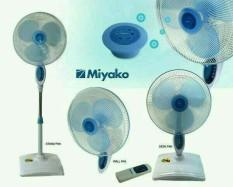 Kipas Angin Berdiri Miyako 101Tjr - Kipas Angin Miyako 3In1 - Stand Fan Miyako 16 Inch Remote - Kipas Angin Miyako Remote