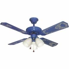 Kipas Angin Gantung 42 inch - Ceiling Fan Uchida CF-125EBL
