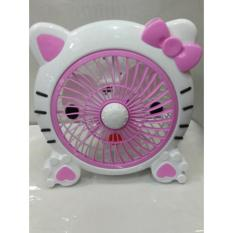 Kipas Angin Karakter Lucu Limited Edition - Hello Kitty