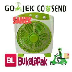 KIPAS ANGIN KOTAK SANEX / KIPAS KOTAK SANEX / KIPAS DUDUK / DESK FAN SANEX / BOX FAN SANEX