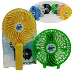 Spesifikasi Kipas Angin Mini Lipat Handy Mini Fan Portable Genggam Praktis Merk Universal