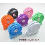 Jual Kipas Angin Usb Mini Fan Portable Dengan Baterai Charger Online