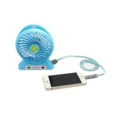 Kipas Angin USB Powerbank Portable Multifungsi Mini Portabel Power Bank Fan