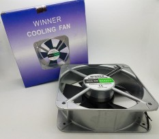 Kipas Fan panel WINNER AC 220V 20x20 cm with Ball Bearing