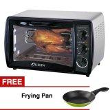 Jual Kirin Kbo 190Ra Oven Elektrik Gratis Kirin Frying Pan 18 Cm Di Bawah Harga