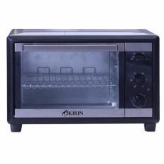 Beli Kirin Kbo 200Ra Oven Elektrik Oven Listrik Pemanggang Listrik Kap 20 Liter Stainless Steel Secara Angsuran