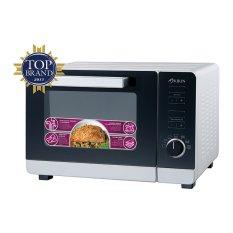 Beli Kirin Kbo 300Dra Oven Digital Hitam Secara Angsuran