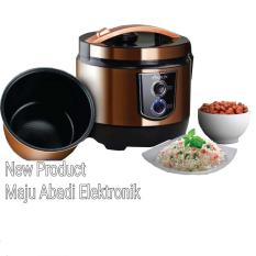 Kirin Rice Cooker 2 Liter/3 in 1/KRC-390/Brown
