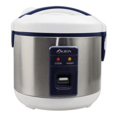 Kirin KRC087 Non Stick Rice Cooker [1 L] -